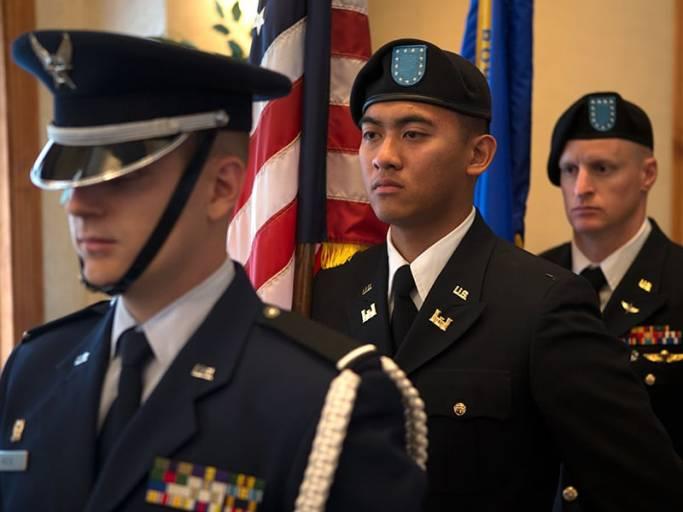 Rebel Veteran Focus Program Image