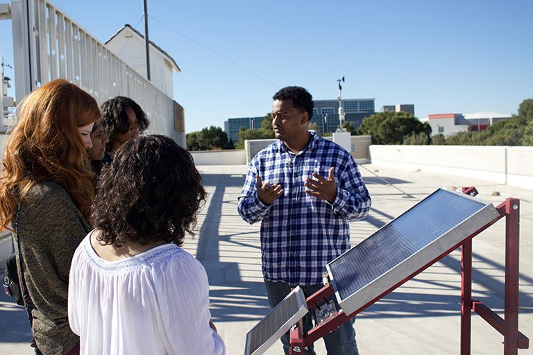 Solar and Renewable Energy