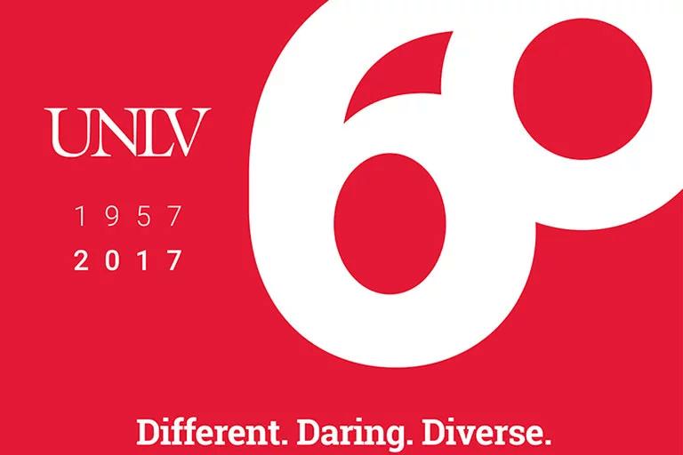 UNLV 60th Anniversary website
