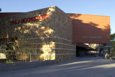 UNLV Bookstore Photo