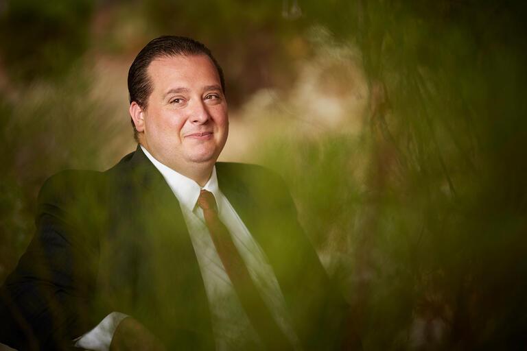 Portrait of Jason L Wasden